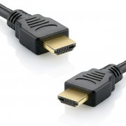 1M HDMI to HDMI V1.4 Cable Black