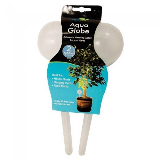 2 x Plant Watering Bulbs Aqua Globe Watering System