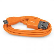 2M Micro USB Data Cable Orange