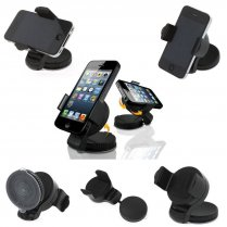 360 Degree Windshield Car Mount Holder