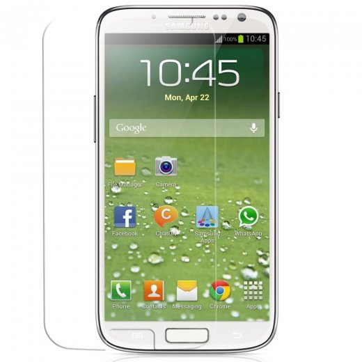 5 in 1 Screen Protector for Samsung Galaxy S4 (GT-I9500)