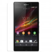 5 in 1 Screen Protector for Sony Xperia Z Smartphone