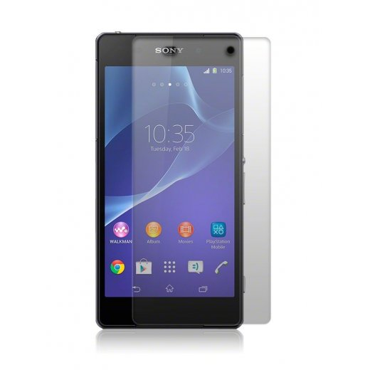 5 in 1 Screen Protector for Sony Xperia Z2 Smartphone