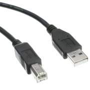 5M USB 2.0 A to B Male Printer Cable