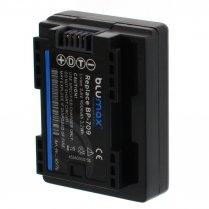 Blumax Battery for Canon BP-709 900mAh