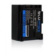 Blumax Battery for Canon BP-808 890mAh
