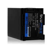 Blumax Battery for Canon BP-827 2400mAh