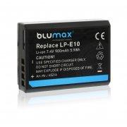 Blumax Battery for Canon LP-E10 900mAh