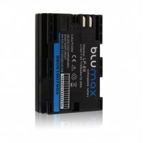 Blumax Battery for Canon LP-E6 1700mAh