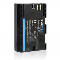 Blumax Battery for Canon LP-E6 2000mAh