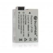 Blumax Battery for Canon LP-E8 1000mAh