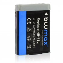Blumax Battery for Canon NB-13L 1800mAh