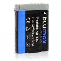 Blumax Battery for Canon NB-13L 1800mAh