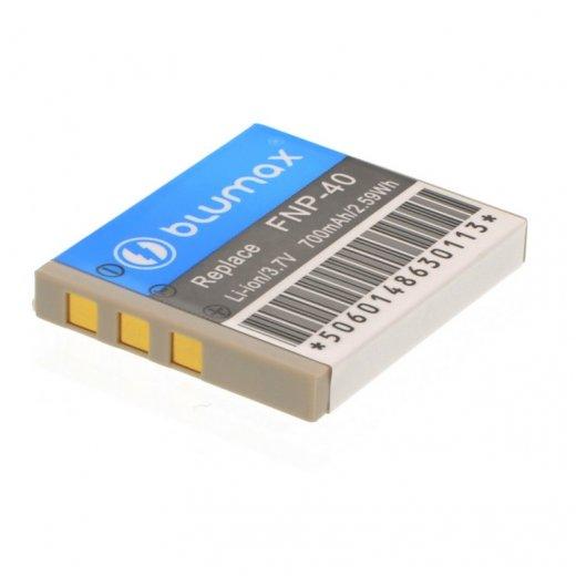 Blumax Battery for Fuji NP-45 680mAh