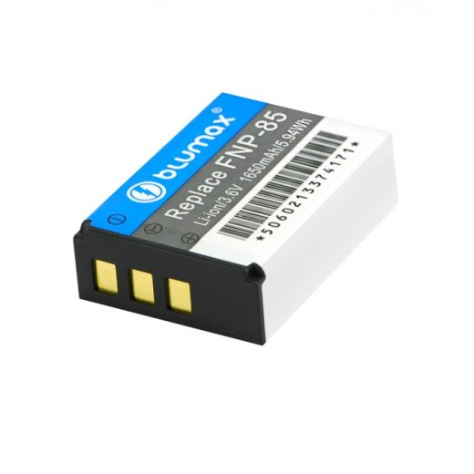Blumax Battery for Fuji NP-85 1650mAh