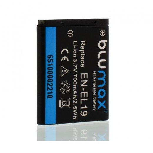 Blumax Battery for Nikon EN-EL19 700mAh