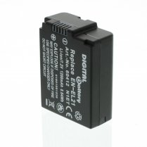 Blumax Battery for Nikon EN-EL21 1250mAh