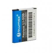 Blumax Battery for Olympus Li-50b 780mAh