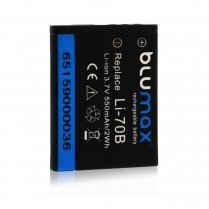 Blumax Battery for Olympus Li-70b 550mAh