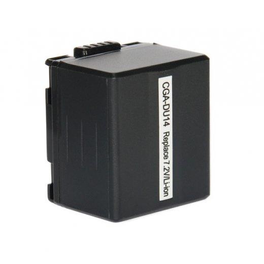 Blumax Battery for Panasonic CGA-DU14 1400mAh