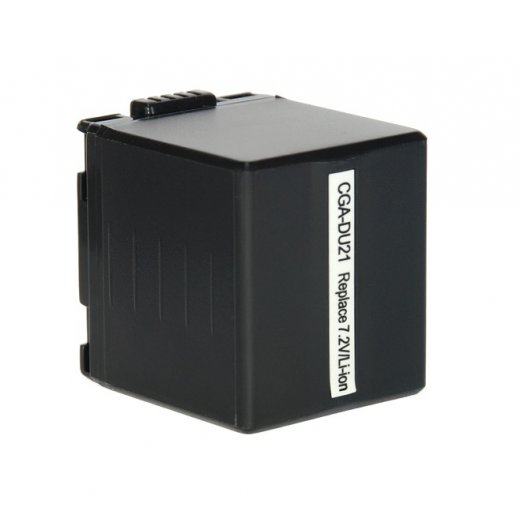 Blumax Battery for Panasonic CGA-DU21 2200mAh
