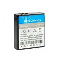 Blumax Battery for Panasonic CGA-S005E 1050mAh