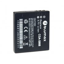 Blumax Battery for Panasonic CGA-S008E 700mAh