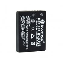Blumax Battery for Panasonic DMW-BCG10E 850mAh