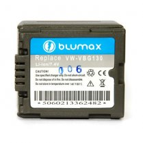 Blumax Battery for Panasonic VW-VBG180 1050mAh