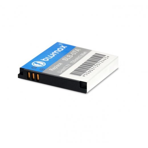 Blumax Battery for Samsung SLB-07A 720mAh