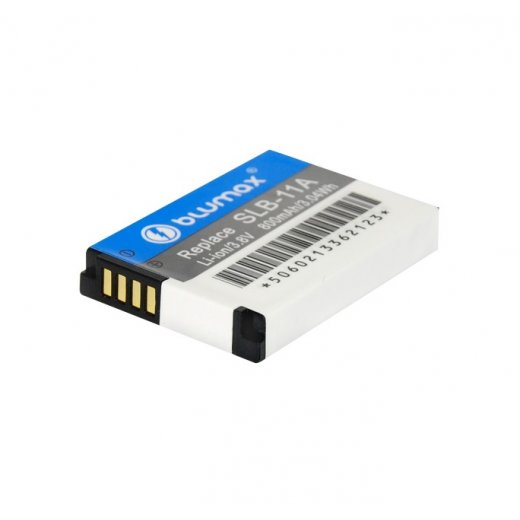 Blumax Battery for Samsung SLB-11A 900mAh