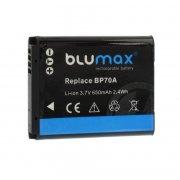 Blumax Battery for Samsung SLB-70A 500mAh