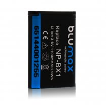 Blumax Battery for Sony NP-BX1 1100mAh