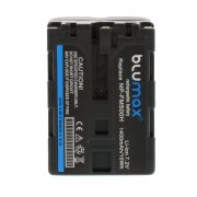 Blumax Battery for Sony NP-FM500H 1400mAh