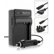 Blumax Universal Single Camera Charger (4.2V)