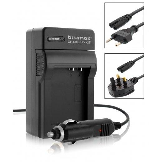 Blumax Universal Single Camera Charger (8.4V)