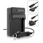 Blumax Universal Single Camera Charger (8.4V)