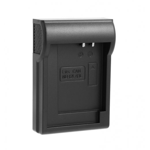 Blumax Charger Plate for Canon NB-12L / NB-13L (4.2V)