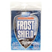 Car Windscreen Front & Rear Frost Ice Snow Shield Cover