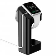 Desktop Charge Stand for Apple Watch 38mm & 42mm - Black