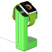 Desktop Charge Stand for Apple Watch 38mm & 42mm - Green