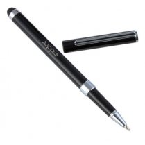 Touch Screen Stylus & Ball Pen for All Tablets and Smartphones Black