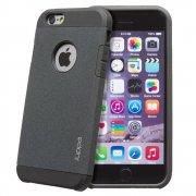 "Tough Armour Sand Storm Case for Apple iPhone 6 4.7"" Black"