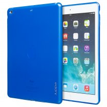 TPU Gel Case for Apple iPad Air 2 2014 Blue