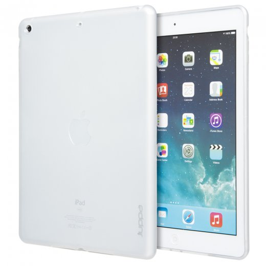 Juppa TPU Gel Case for Apple iPad Air 2 2014 Clear