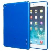 TPU Gel Case for Apple iPad Mini 2 and 3 Blue