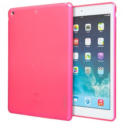 Juppa TPU Gel Case for Apple iPad Mini 2 and 3 Pink
