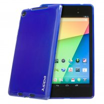 TPU Gel Case for Google Nexus 7 2nd Gen 2013 Blue