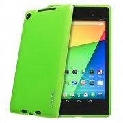 TPU Gel Case for Google Nexus 7 2nd Gen 2013 Green