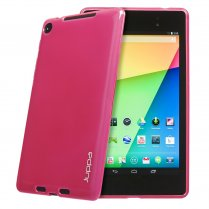 TPU Gel Case for Google Nexus 7 2nd Gen 2013 Pink
